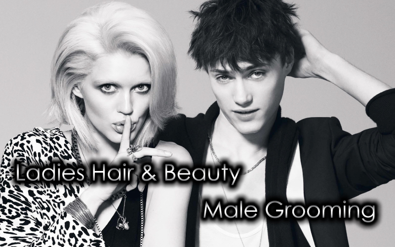 Ladies Hair & Male Grooming