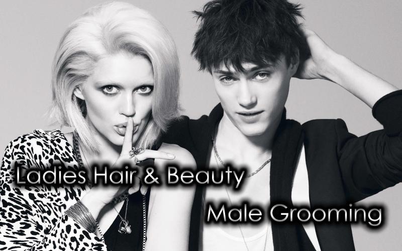 Ladies Hair & Male Grooming